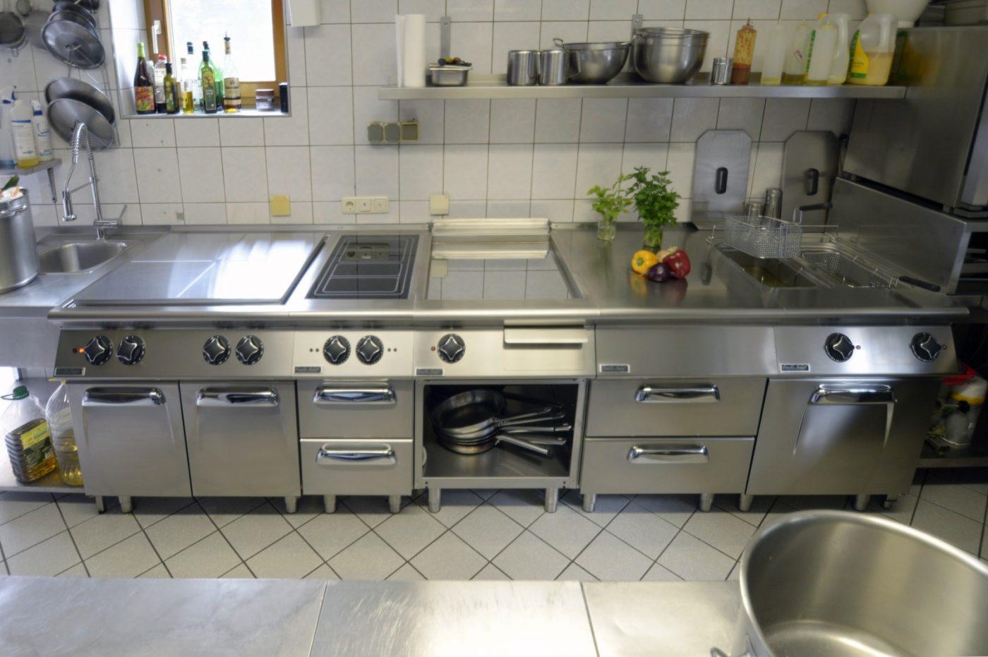 Familie Schärf Großküchen