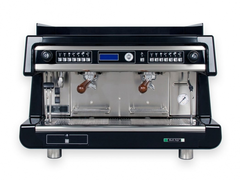 Familie Schärf Kaffeemaschine BaristaPro