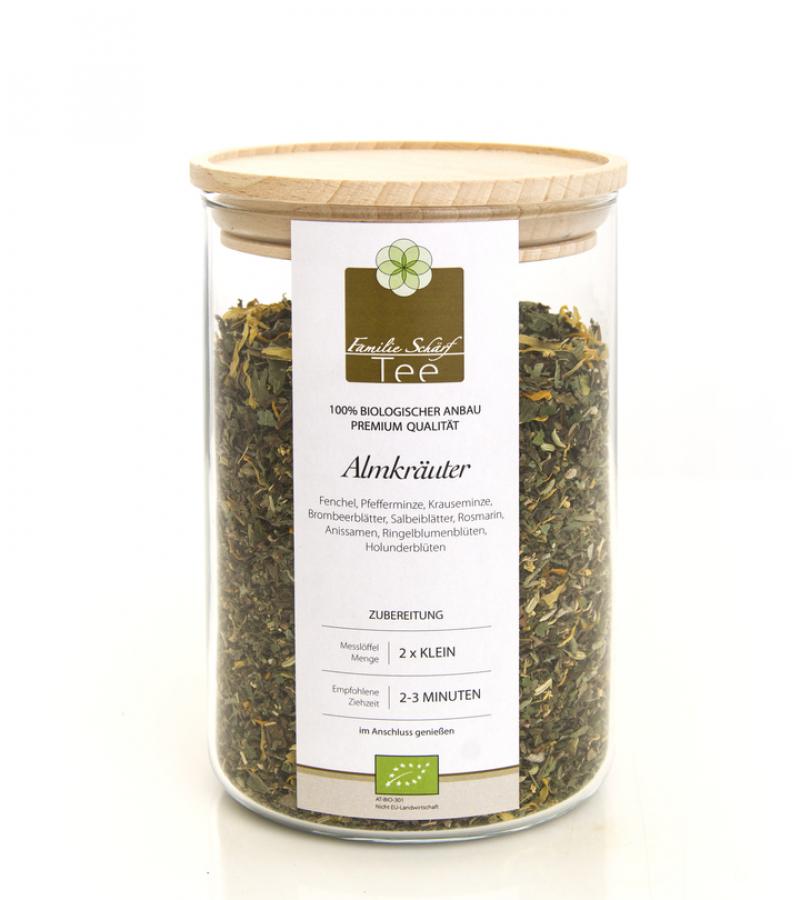 tee-aromaglas-Almkräuter