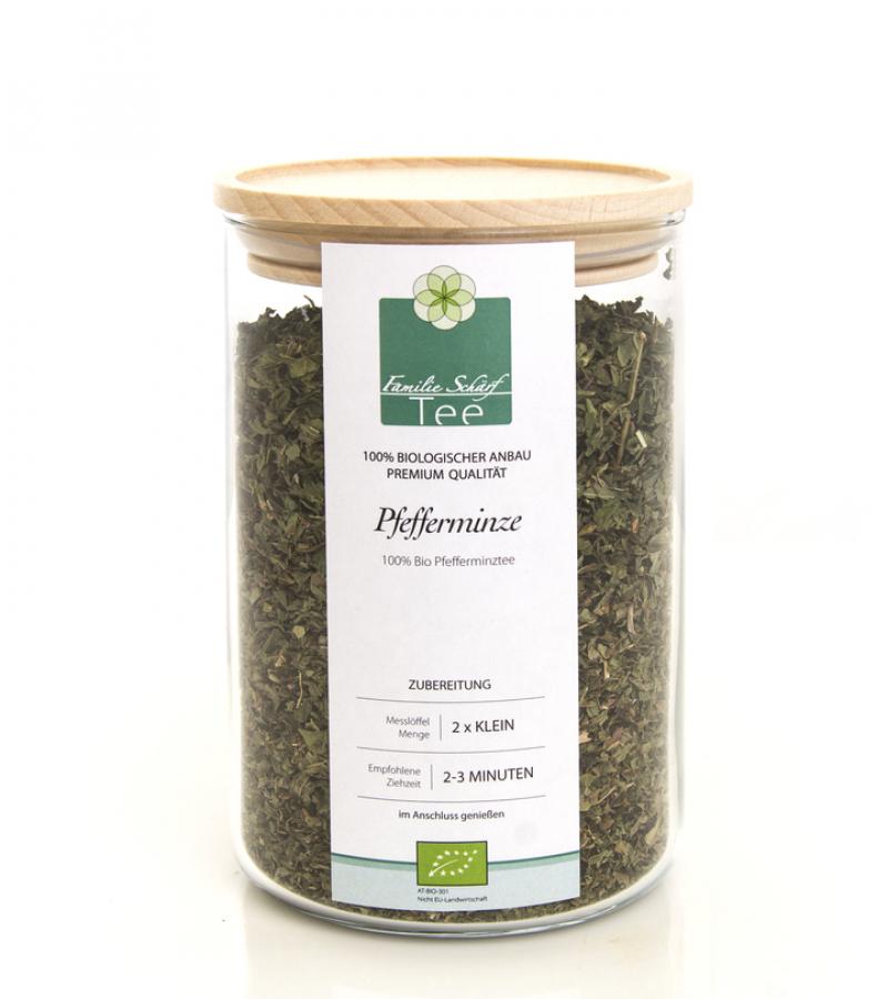 tee-aromaglas-Pfefferminze