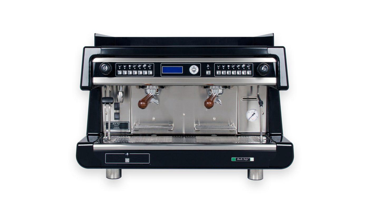 Familie Schärf Kaffeemaschine