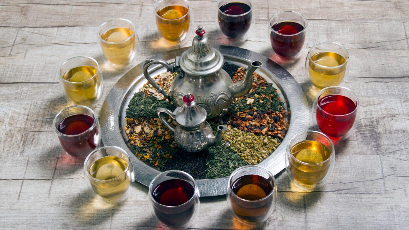 Familie Schärf Bio Tee