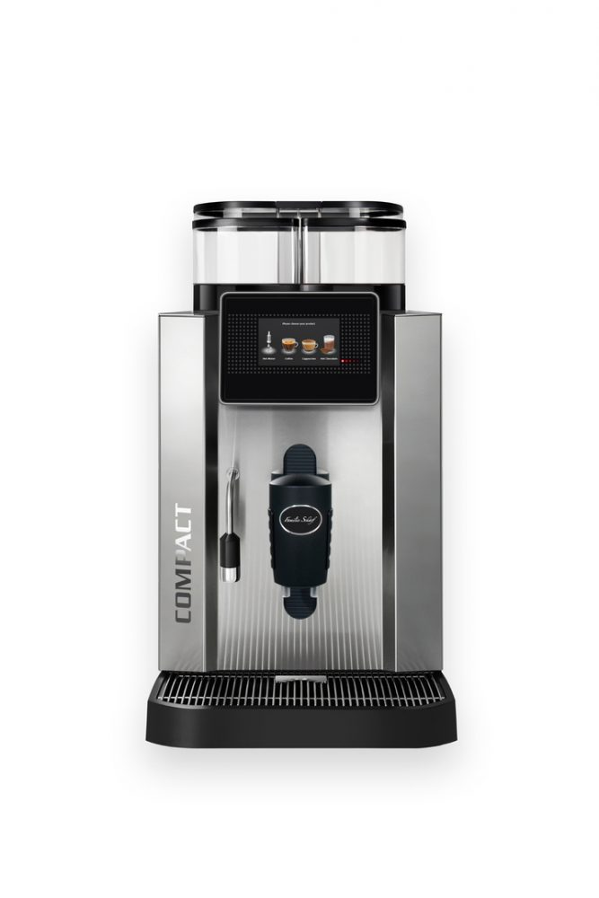 Familie Schärf Kaffeemaschine Compact