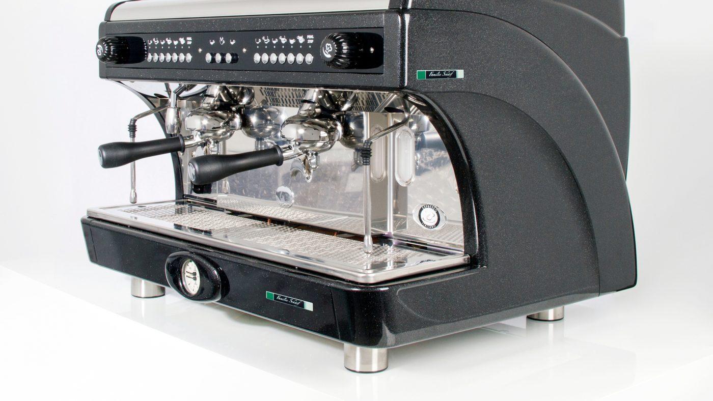 Familie Schärf Kaffeemaschine BaristaPure
