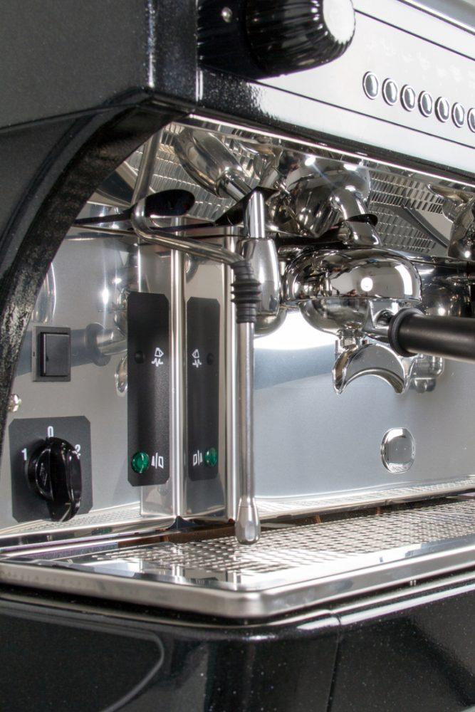 Familie Schärf Kaffeemaschinen Pure II